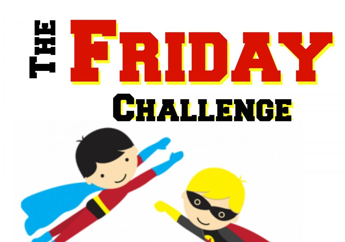 Friday Challenge 6 – Maths Mind   Wellgate Primary School Blog