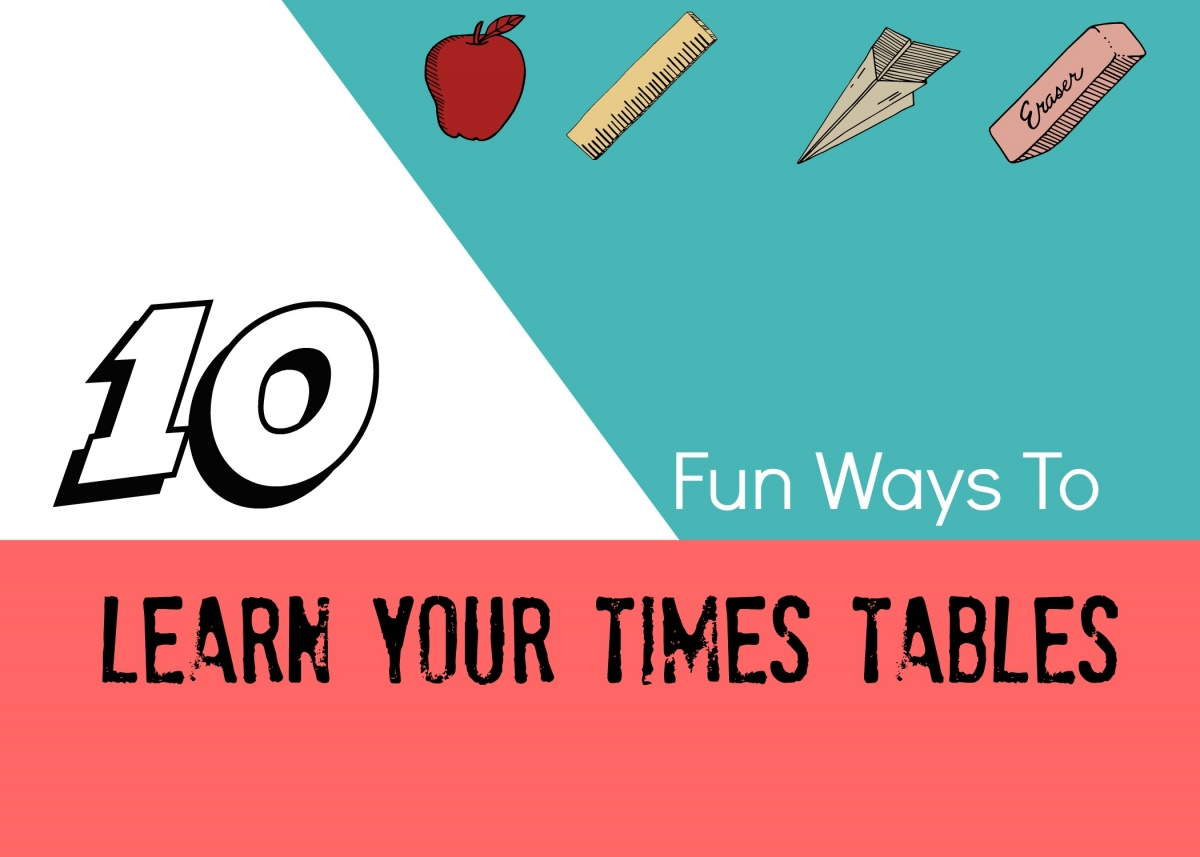 10 fun ways to learn your times tables wellgate primary school blog gamestrikefo Choice Image